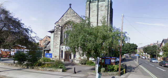 Friary United Reformed Church